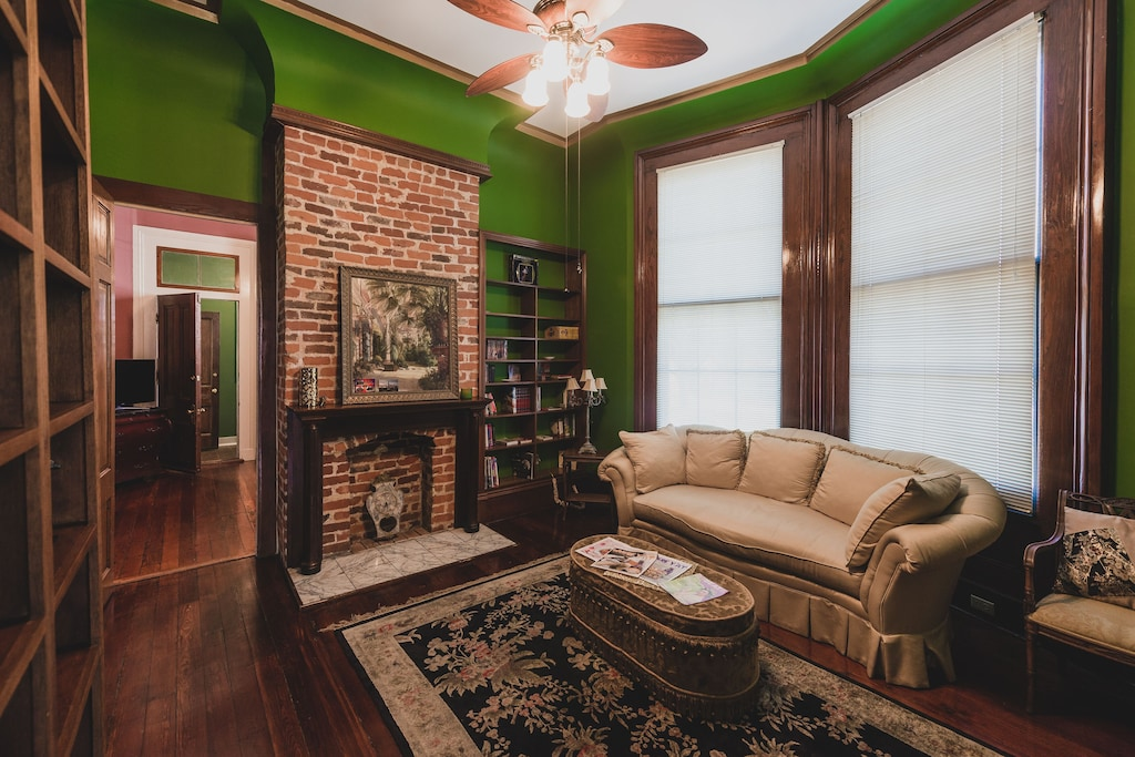 Luxurious 1 Bedroom Suite In Uptown Victorian Mansion Faubourg Delassize