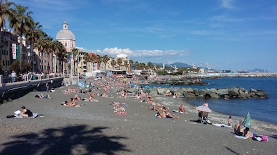 Terme di Genova, Genova, Ligurië, Italië