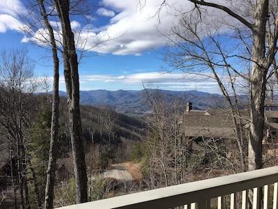 Mountain Air, Burnsville, North Carolina, USA