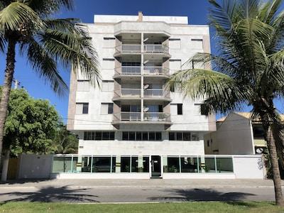 Apartamento Cabo Frio Cobertura Duplex para temporada 4 quartos 5 banhos