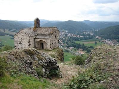 Massiac, Cantal (département), France