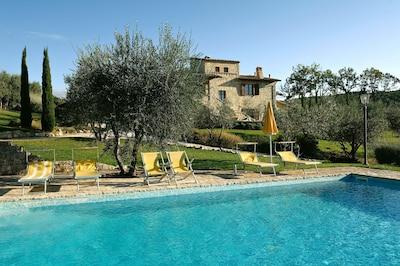Piedicolle, Collazzone, Ombrie, Italie