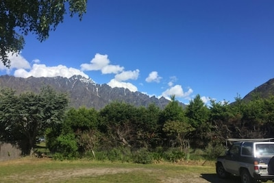 Stunning views of the Remarkables