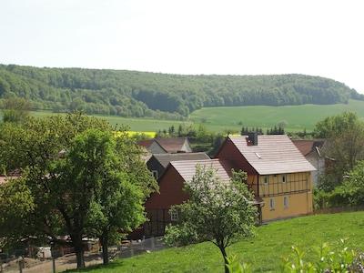 Lenterode, Thuringia, Germany