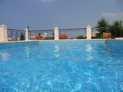 Private Pool with Spacious Terraces