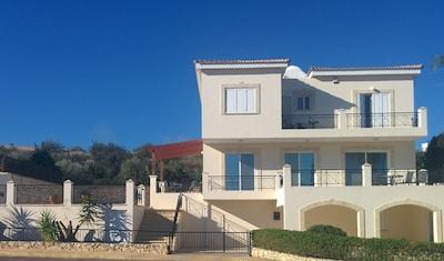 A large Villa commanding superb views