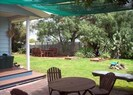 The Back Yard Bbq area