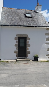 Port-Blanc, Ploemeur, Morbihan, France