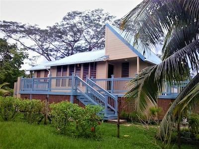 CBS Museum & Visitor's Center, Bermudian Landing, Belize District, Belize
