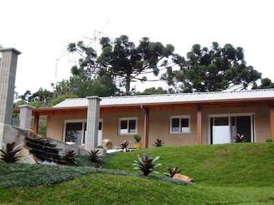 Caxias do Sul Municipal Museum, Caxias do Sul, Rio Grande do Sul State, Brazil