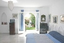 Large master en suite bedroom with private terrace