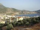 View Of Kalkan From Villa