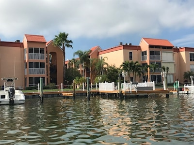 Come and relax at Boca Shores on the Intercoastal.