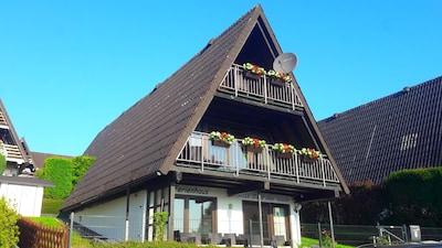 Ferienhaus 'Alle Zeit der Welt' mit 3 Schlafzimmern, 2 Badezimmern