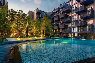 Paradise Complex, Patong, Province de Phuket, Thaïlande