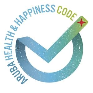 ARUBA HEALTH & HAPPINESS CERTIFIED