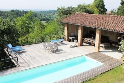 Cioccaro, Penango, Piedmont, Italien