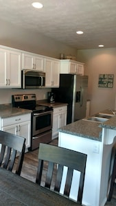 New Beautiful Home, Low Rates!