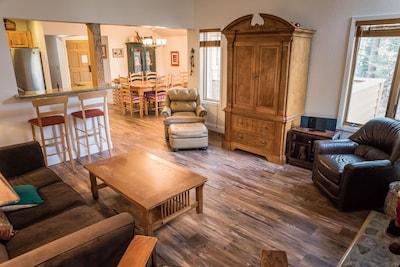 Living Room Facing Dining Room