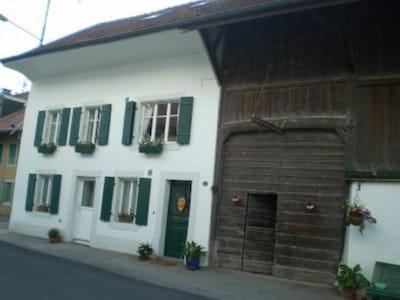 Belmont-sur-Yverdon, Canton de Vaud, Suisse