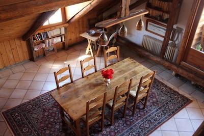 Le Casset, Monetier-les-Bains, Hautes-Alpes, France