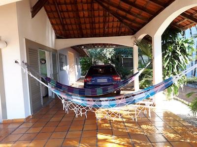 Abrigo para dois carros