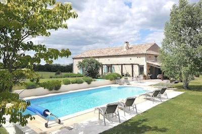 Loubezs-Bernac, Lot-et-Garonne, France
