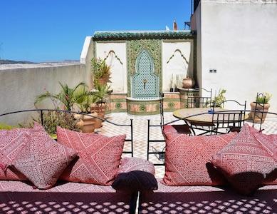 Königspalast, Fès, Fès-Meknès, Marokko