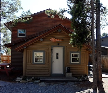 Front of cabin 9/2014