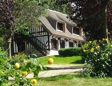 Genneville, Calvados, France