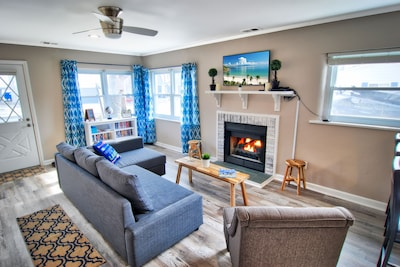 Cozy and Inviting Living Room!