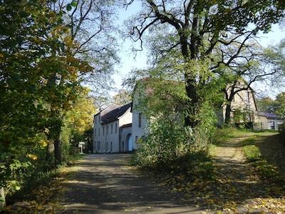 Rüdersdorf, Région de Brandenbourg, Allemagne