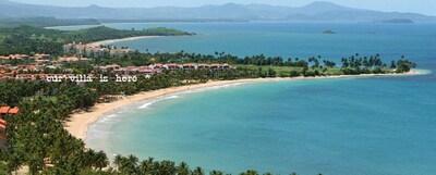 view of our beach & coastline
