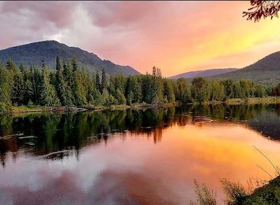 Monte Scotchman, Clark Fork, Idaho, Estados Unidos