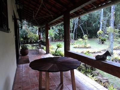 Lumiar, Nova Friburgo, Bundesstaat Rio de Janeiro, Brasilien