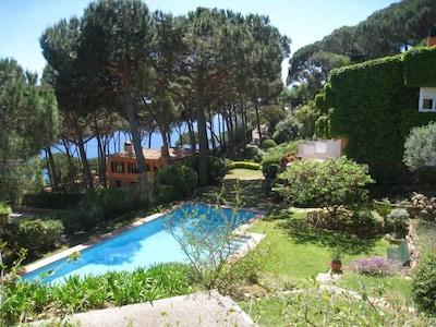 Parc Aventura, Sant Feliu de Guixols, Catalonia, Spain