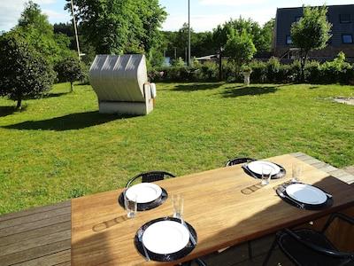 125m² Ferienwohnung direkt am Salemer See nahe Ratzeburg / Lübeck