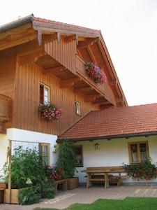 Haus Willibald - Fewo im Dachgeschoß