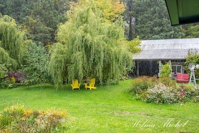 Relaxing nature getaway-made simple