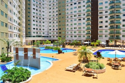 Náutico Praia Clube, Caldas Novas, Bundesstaat Goiás, Brasilien
