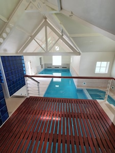 Luxury pool complex, totally unique. Full refurbishment 2020. 8:30am to 8:30pm