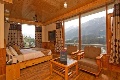 Hamta-Pass, Keylong, Himachal Pradesh, Indien