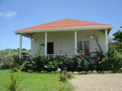 Résidence du gouverneur d'Antigua (Le Presbytère), St. John's, Saint John, Antigua-et-Barbuda