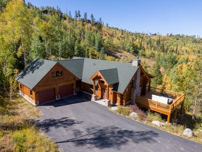Eagles Nest, Silverthorne, Colorado, États-Unis d'Amérique