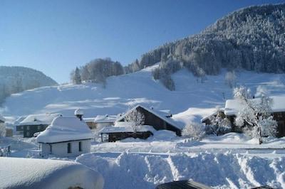 Reuthe, Vorarlberg, Austria