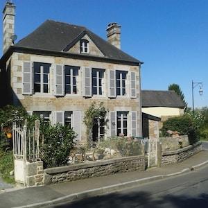 Saint-Sever-Calvados, Noues de Sienne, Calvados (département), France