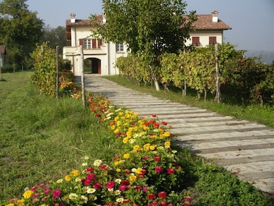 Bosco Marengo, Piedmont, Italien