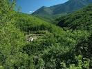 Villa De Tour and the Surrounding Mountains