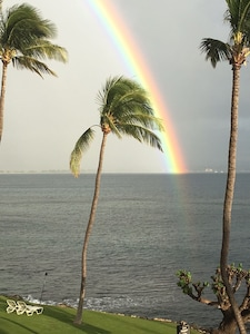 Rainbows to relax and recharge...