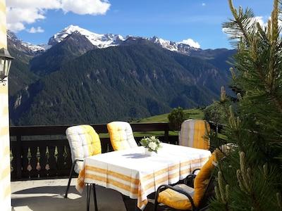 Alvaneu, Albula-Alvra, Graubuenden, Switzerland